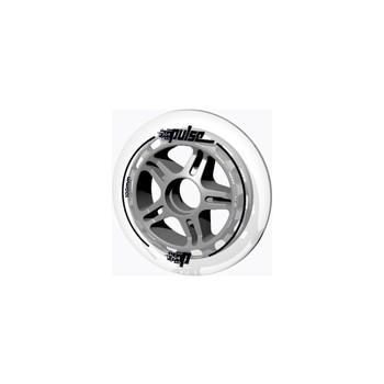 Колеса Kruptonics Pulse 100mm 82a clear/silver