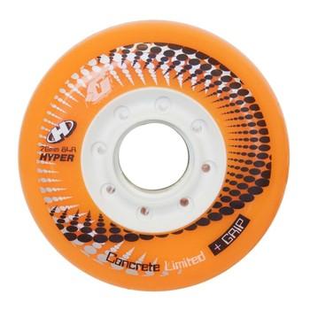 Колеса Hyper Concrete +G orange 80/76мм 84А