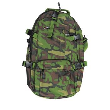Сумка Seba Backpack Slim camouflage green 2015